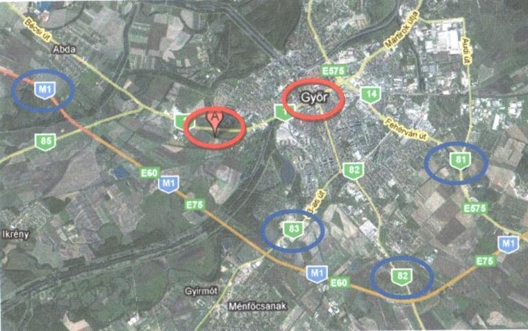 baumax budapest térkép Industrial , Commercial , Service and Logistical Real Estates baumax budapest térkép
